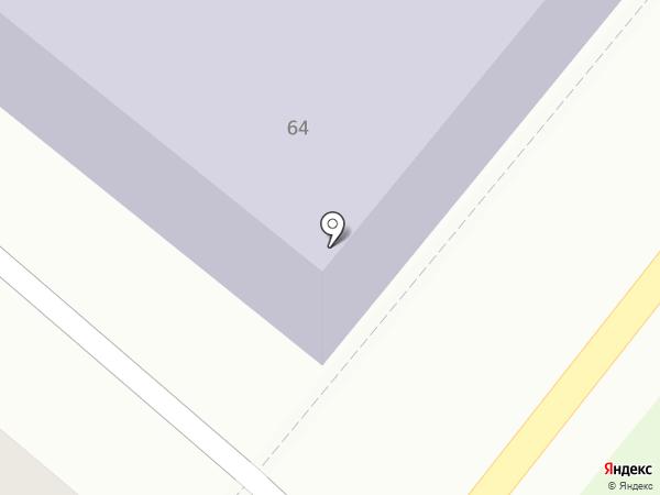 Карат на карте Армавира
