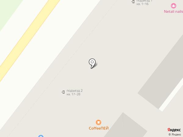 Галерея на карте Армавира