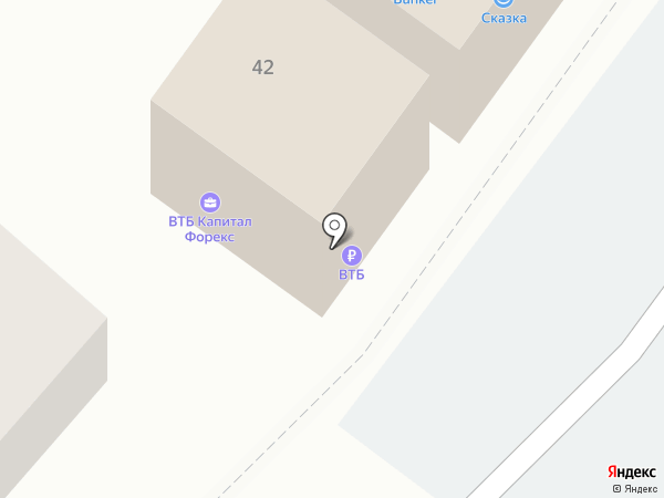 Банк ВТБ 24, ПАО на карте Армавира