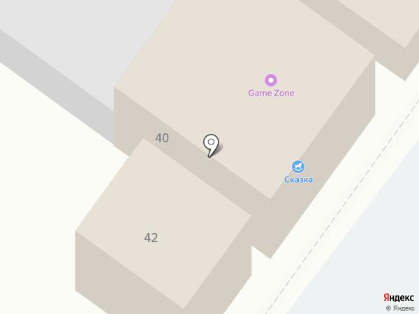 Сказка на карте Армавира