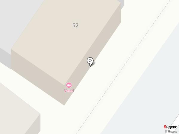 Адвокатский кабинет Фахрисламов Д.Ф. на карте Армавира