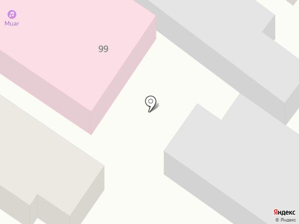 MUAR на карте Армавира