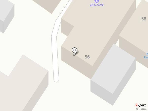 Автошкола на карте Армавира