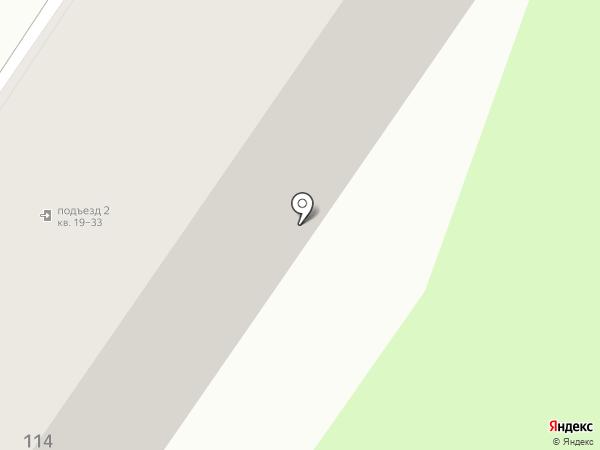 Агрокомплекс на карте Армавира