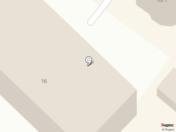 Адвокатский кабинет Гурьянова С.В. на карте Армавира