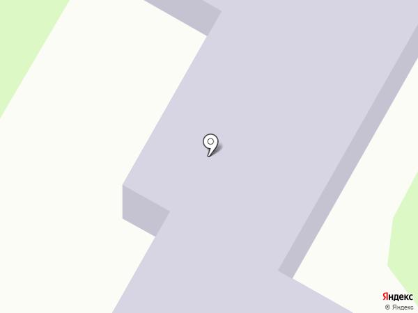 Армавирский колледж управления и социально-информационных технологий на карте Армавира
