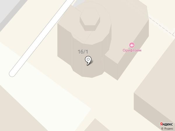 Маяк на карте Армавира