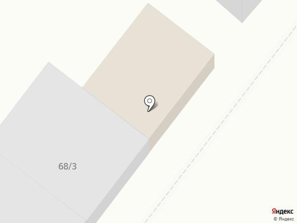 Лидер.Вент.Фасад на карте Армавира