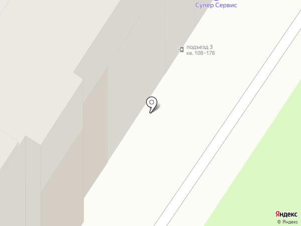 Импульс на карте Армавира