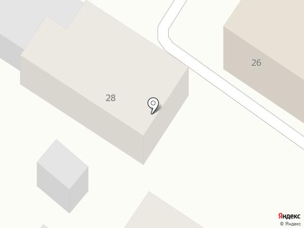 ТВ Центр на карте Армавира