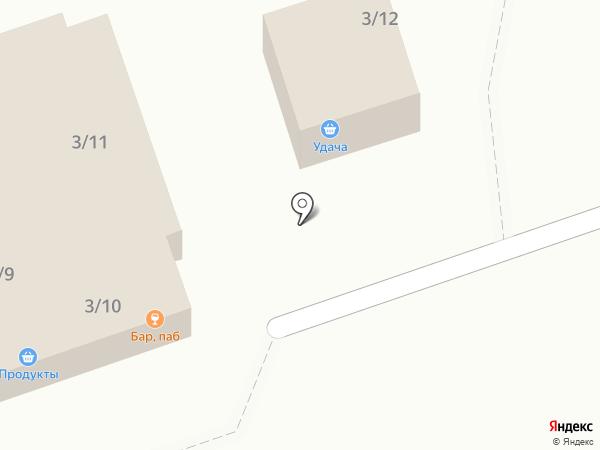 Удача на карте Армавира