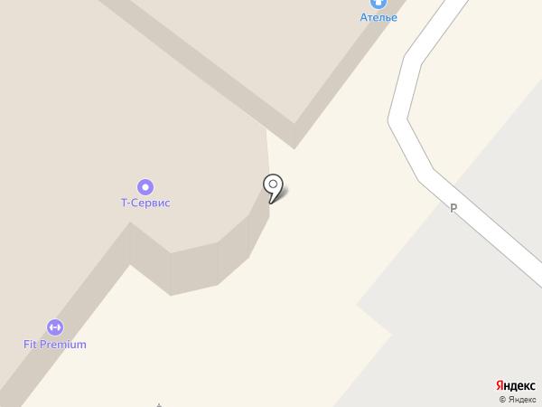 Faberlic на карте Армавира