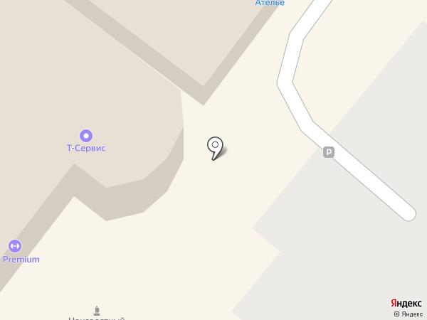 1XBET на карте Армавира