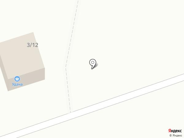 Ларь хлебный на карте Армавира