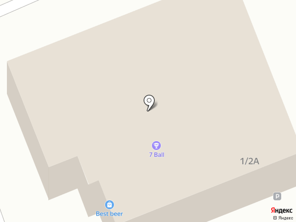 Север на карте Армавира