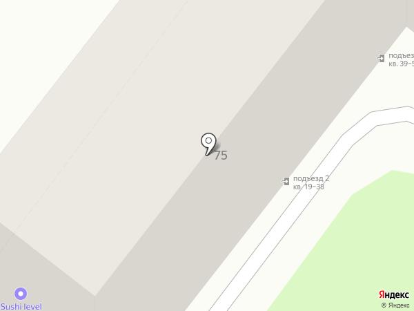 PEREC на карте Армавира