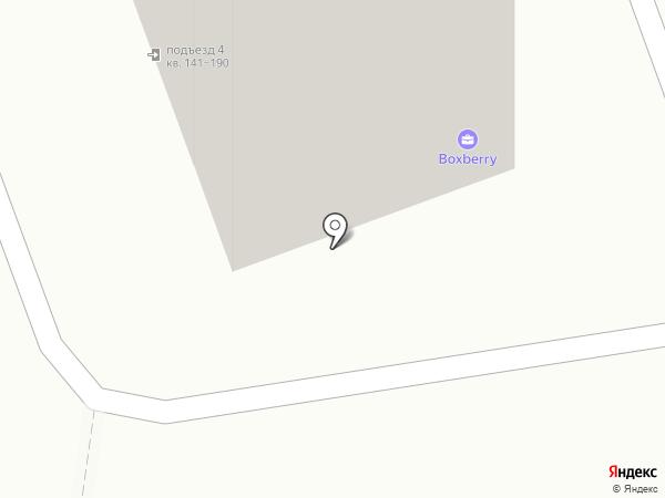 Альфа на карте Армавира