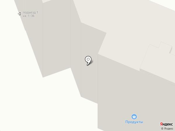Эталон на карте Армавира