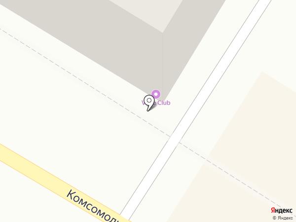 Ателье по ремонту и пошиву одежды на карте Армавира