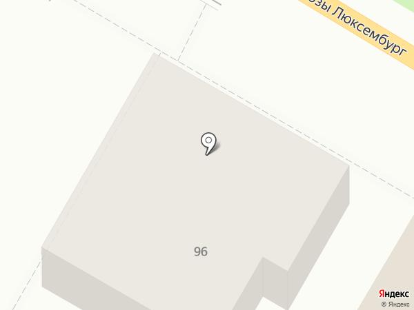ЛУЧ на карте Армавира