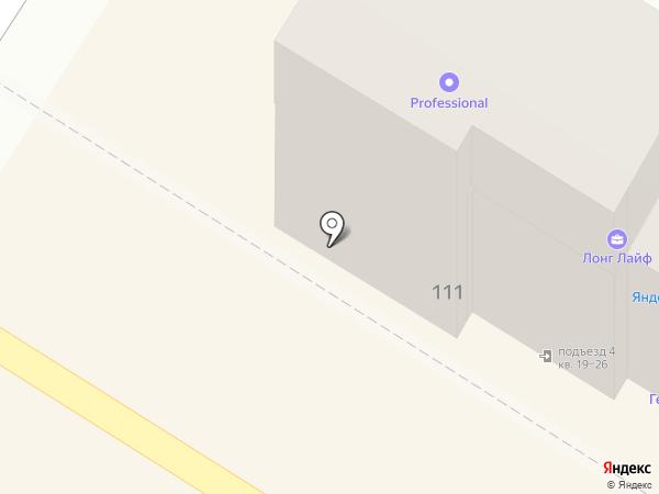 Стильная штучка на карте Армавира