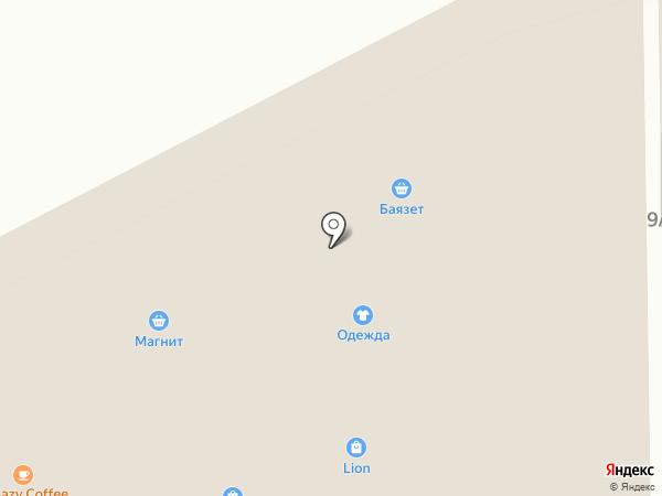 Баязет на карте Армавира