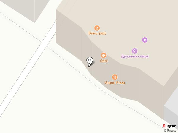 Oshi на карте Армавира