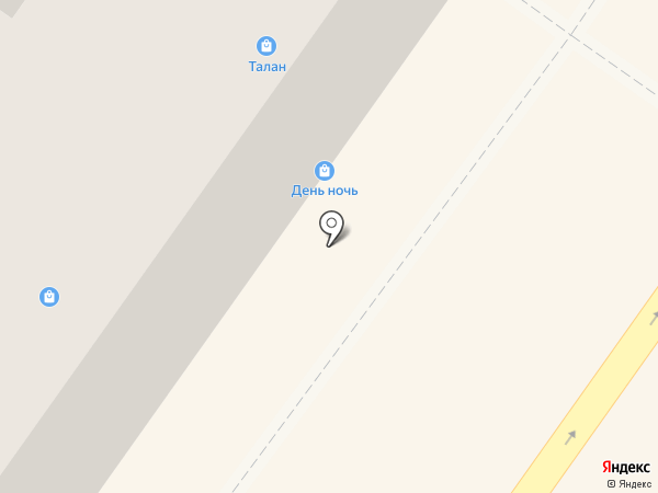 Магазин запчастей для грузовых автомобилей ЗиЛ на карте Армавира
