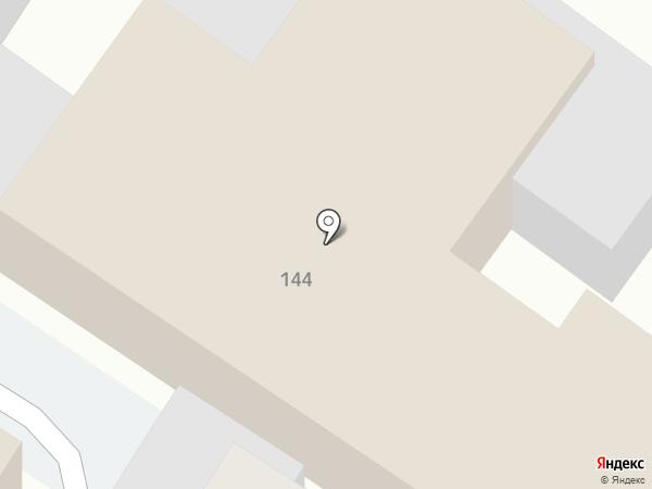 Скорина на карте Армавира