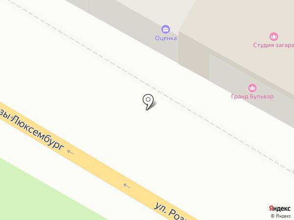 Магазин-склад электротоваров на карте Армавира