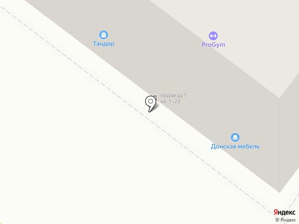 Двери и К на карте Армавира