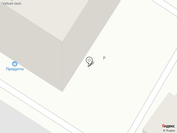 Ирис на карте Армавира