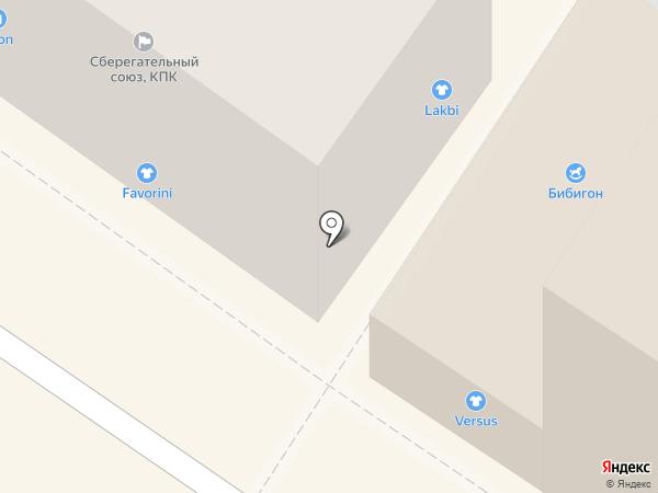 Lakbi на карте Армавира