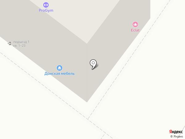 Точка цветов на карте Армавира