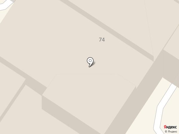 Расчетно-кассовый центр г. Армавира на карте Армавира