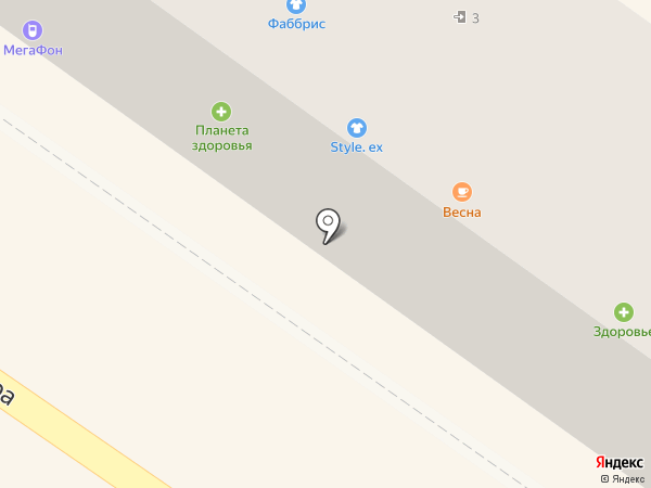 МИКРОЗАЙМ-СТ на карте Армавира