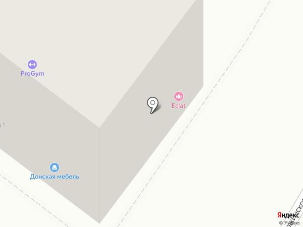 Eclat на карте Армавира