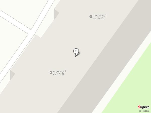 Торгово-сервисная компания на карте Армавира