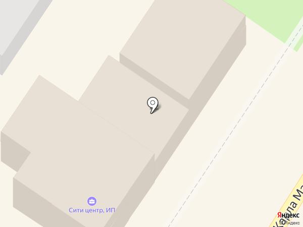 ЕвроДом на карте Армавира