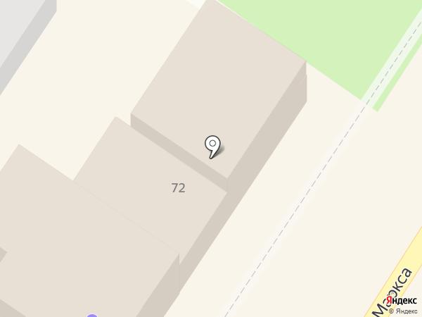 Центр взыскания неустойки с застройщика на карте Армавира