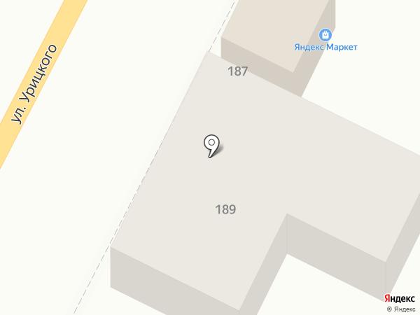 Камчатский край на карте Армавира
