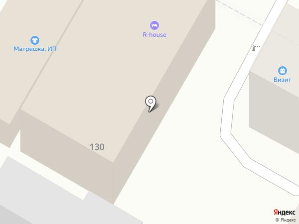 Red на карте Армавира