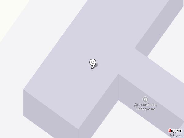 Детский сад № 35, Звездочка на карте Армавира