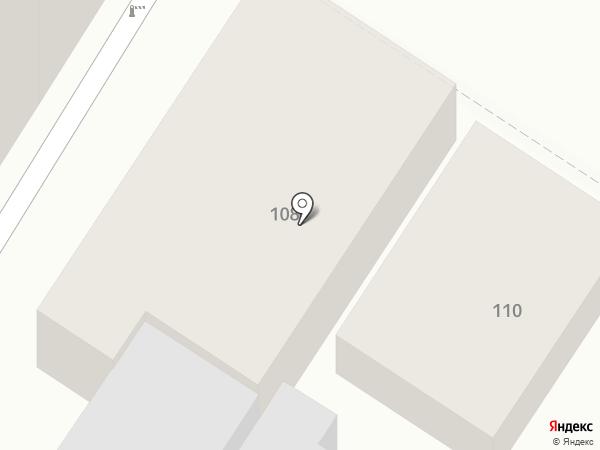 Росс-Тур на карте Армавира