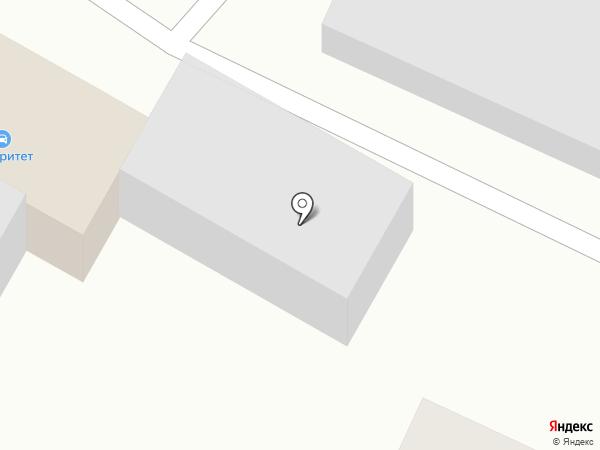 АВТОритет на карте Армавира