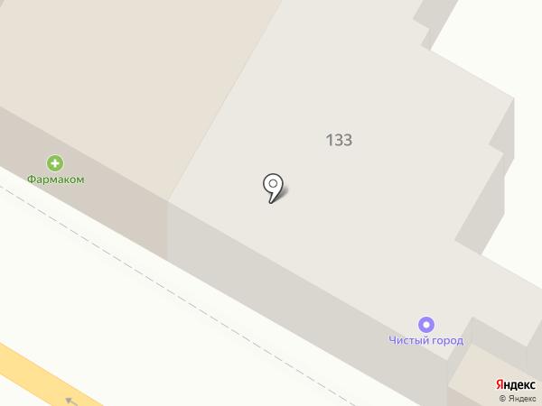 Штопор на карте Армавира