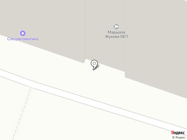 Монтажная компания на карте Армавира