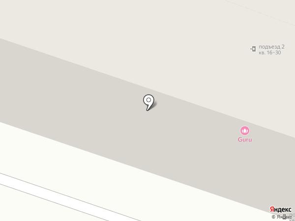 Наш дом на карте Армавира