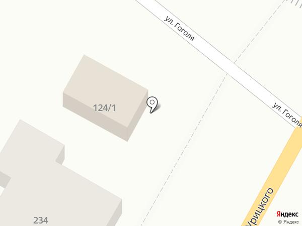Гиро на карте Армавира