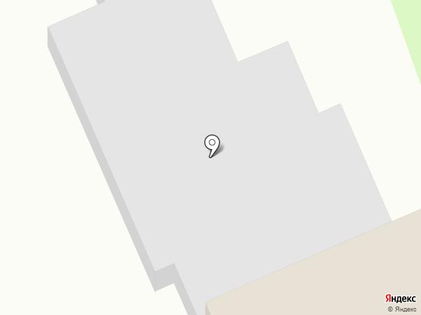 Симон на карте Армавира